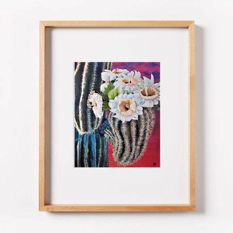 You Are Saguaro Pretty Print