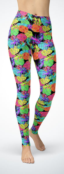 How About Them Pineapples Leggings