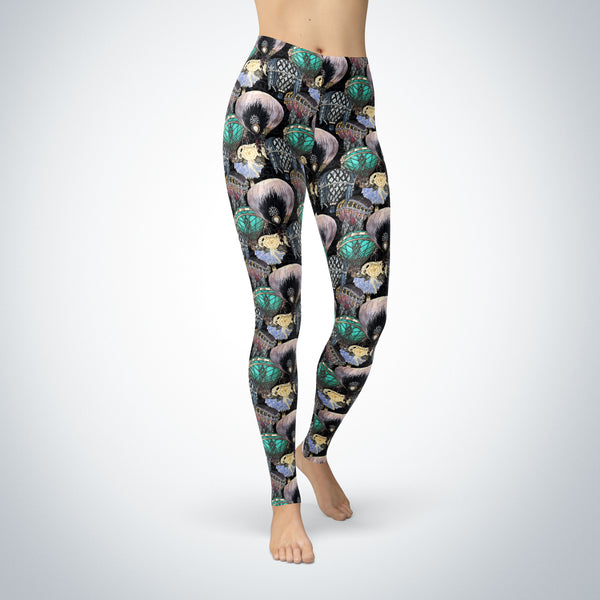 Great Gatsby Balloon Leggings