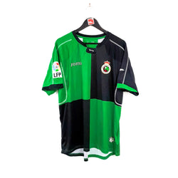 TSPN Calcio - Racing Santander away football shirt 2008/09