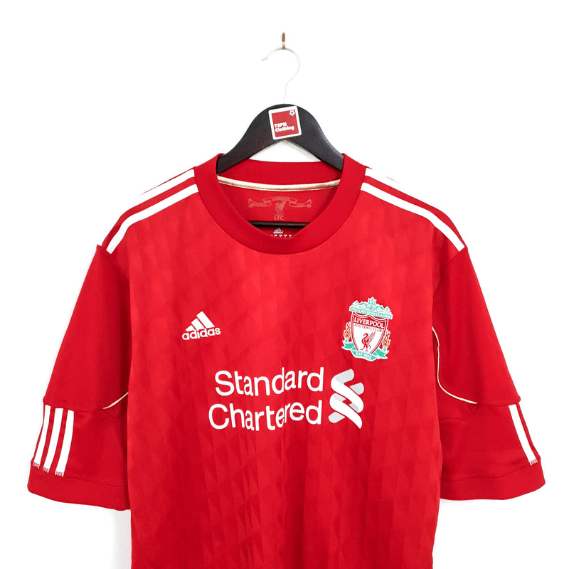 TSPN Calcio - Liverpool home football shirt 2010/12