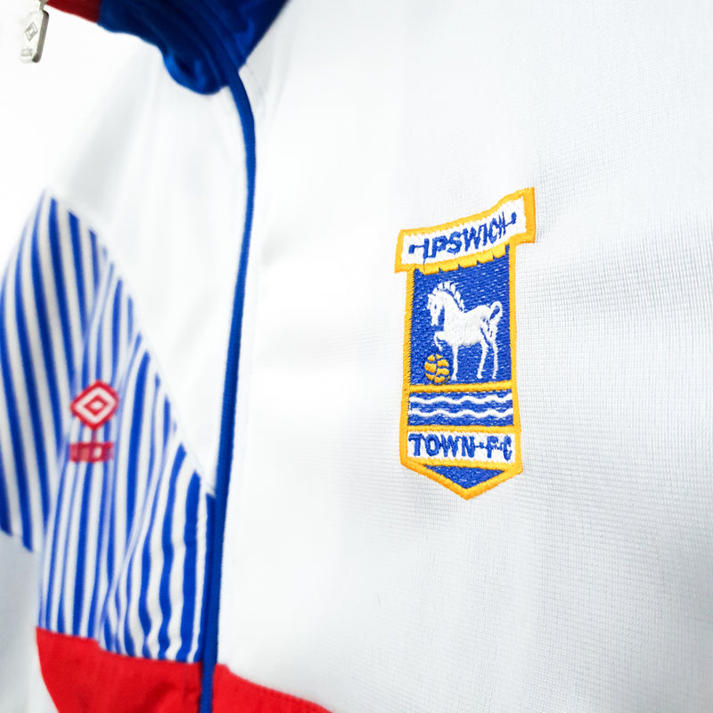 TSPN Calcio - Ipswich Town football jacket 1989/92