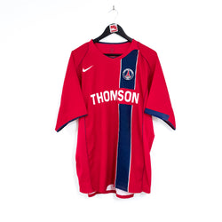 TSPN Calcio - Paris Saint Germain away football shirt 2004/05