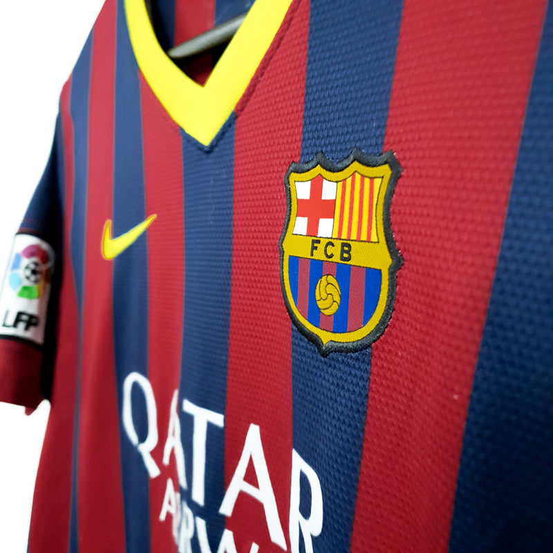 TSPN Calcio - Barcelona home football shirt 2013/14