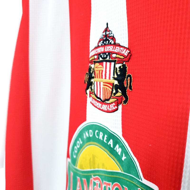 TSPN Calcio - Sunderland home football shirt 1997/99