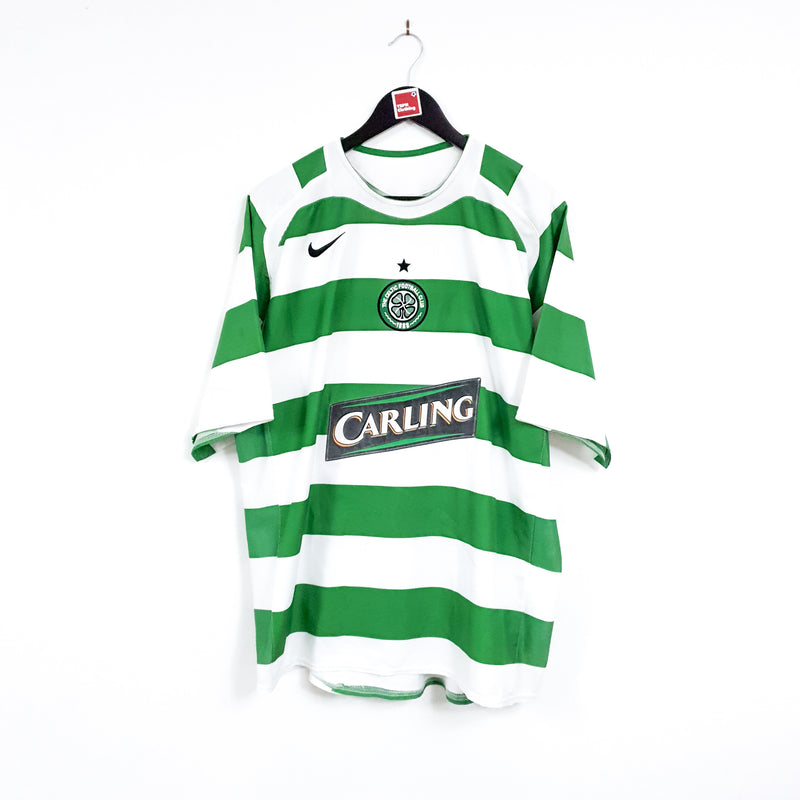 TSPN Calcio - Glasgow Celtic home football shirt 2005/06