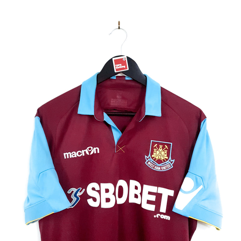 TSPN Calcio - West Ham United home football shirt 2010/11