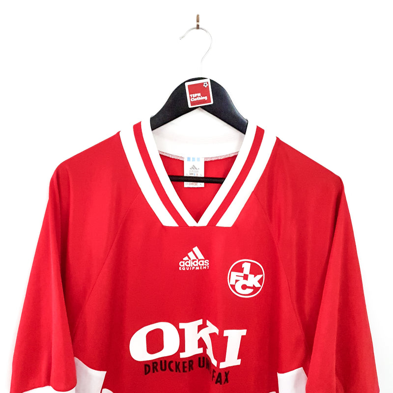 TSPN Calcio - Kaiserslautern home football shirt 1994/95