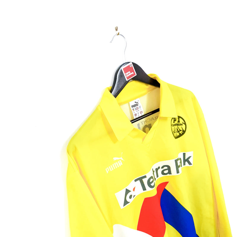 TSPN Calcio - Eintracht Frankfurt away football shirt 1993/95