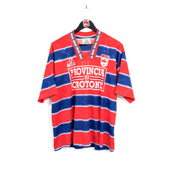 TSPN Calcio - FC Crotone home football shirt 1998/99