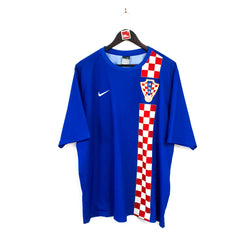 TSPN Calcio - Croatia away football shirt 2006/08