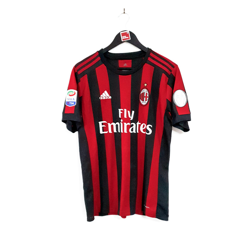 TSPN Calcio - AC Milan home football shirt 2017/18