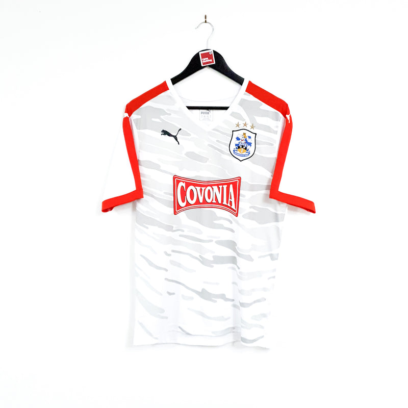 TSPN Calcio - Huddersfield Town alternate football shirt 2015/16