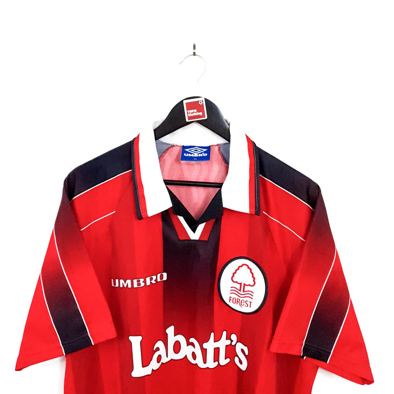 TSPN Calcio - Nottingham Forest home football shirt 1996/97