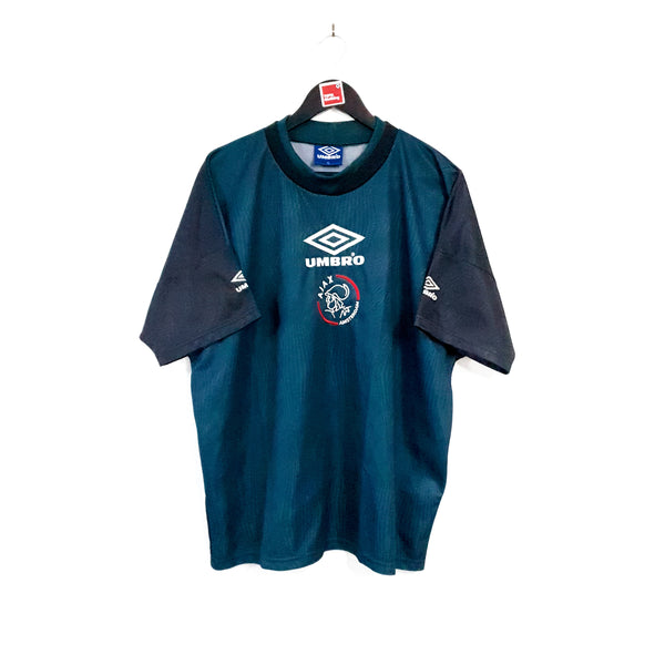 TSPN Calcio - Ajax Amsterdam training football shirt 1995/96