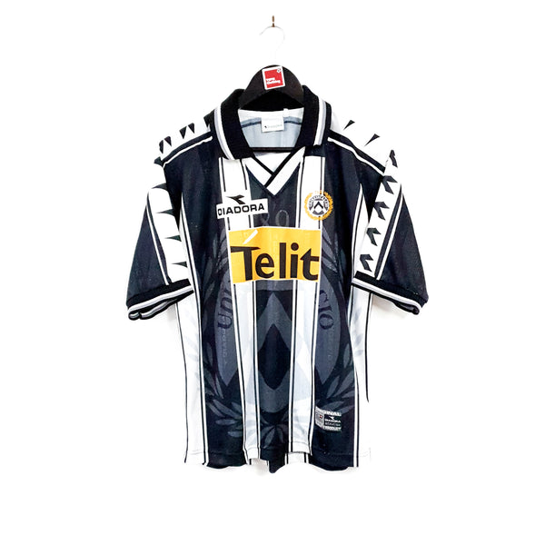TSPN Calcio - Udinese home football shirt 1999/00