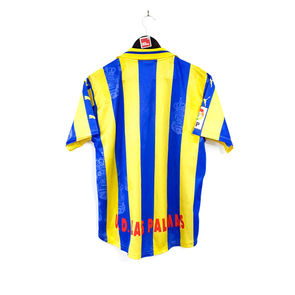 TSPN Calcio - UD Las Palmas away football shirt 1997/99