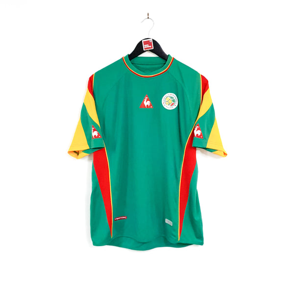 Senegal away football shirt 2004/06