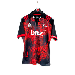 TSPN Calcio - Crusaders home rugby shirt 2018