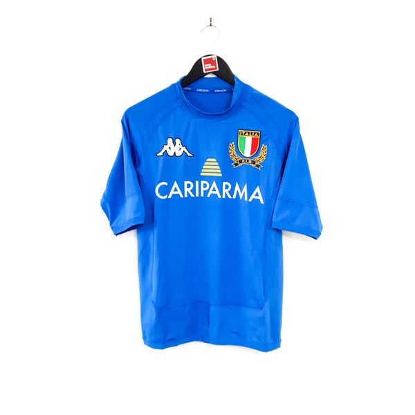 TSPN Calcio - Italy home rugby shirt 2009/10