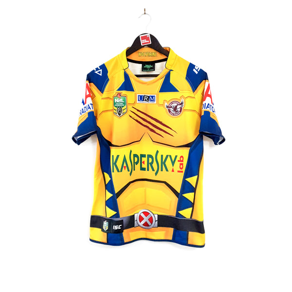 TSPN Calcio - Manly Sea Eagles 'Marvel' rugby shirt 2014