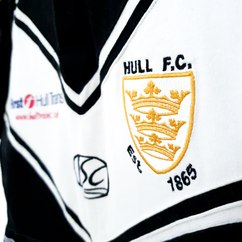 TSPN Calcio - Hull FC home rugby shirt 2010