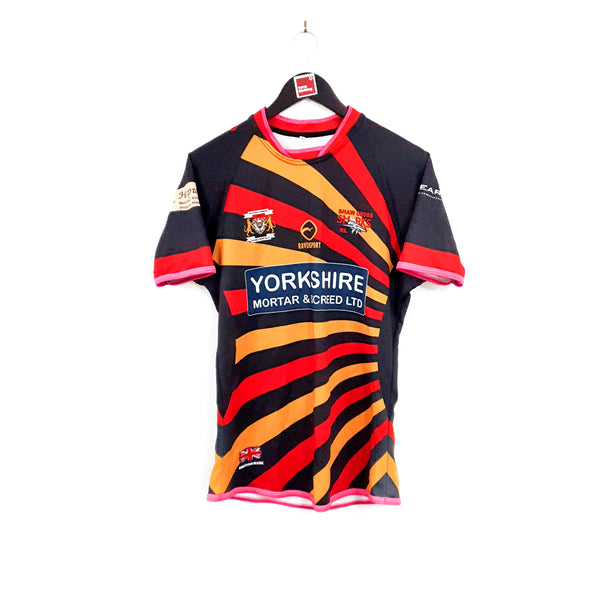 TSPN Calcio - Shaw Cross Sharks home rugby shirt 2017