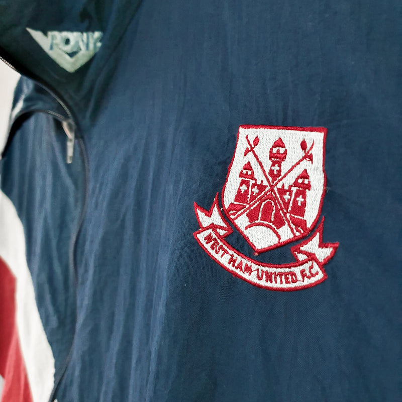 TSPN Calcio - West Ham United football jacket 1993/95