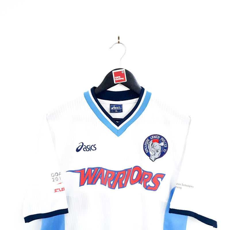 TSPN Calcio - Singapore Armed Forces away football shirt 2000