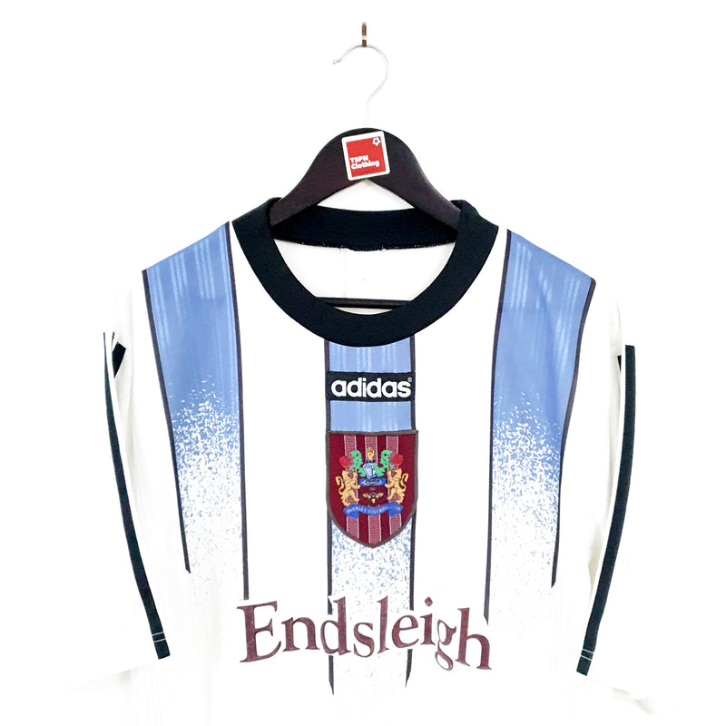 TSPN Calcio - Burnley away football shirt 1997/98