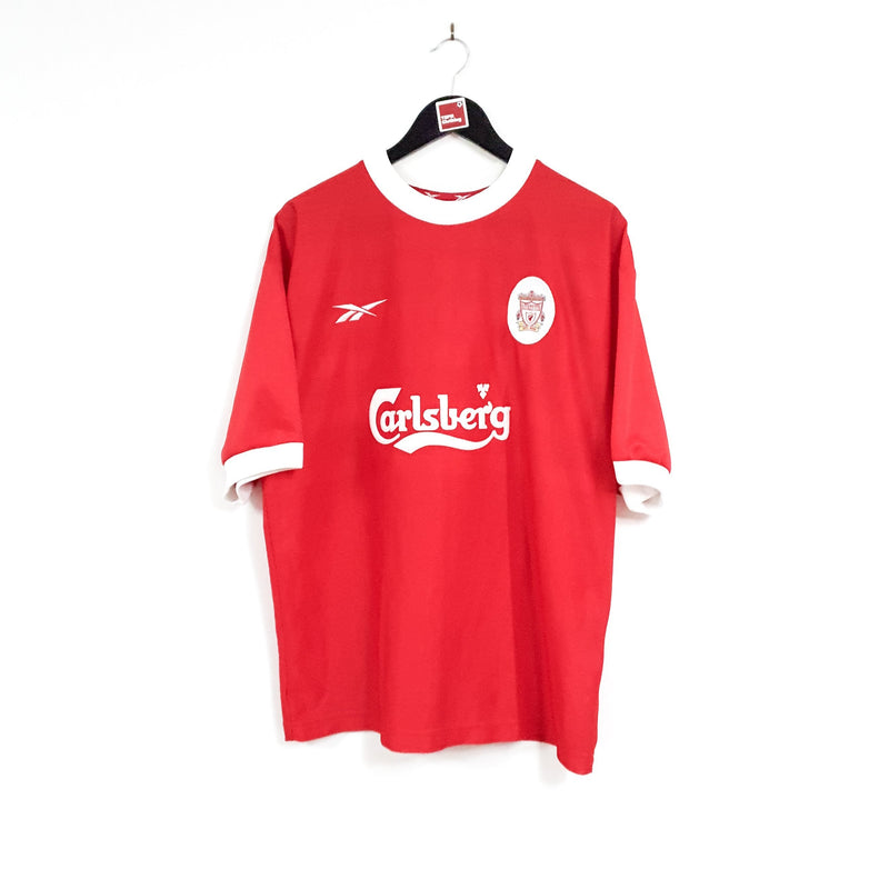 TSPN Calcio - Liverpool home football shirt 1998/00