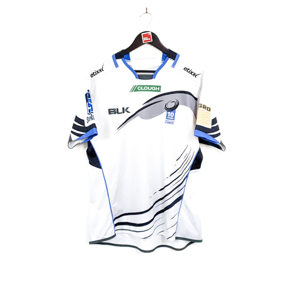 TSPN Calcio - Western Force '10 years' alternate rugby shirt 2015