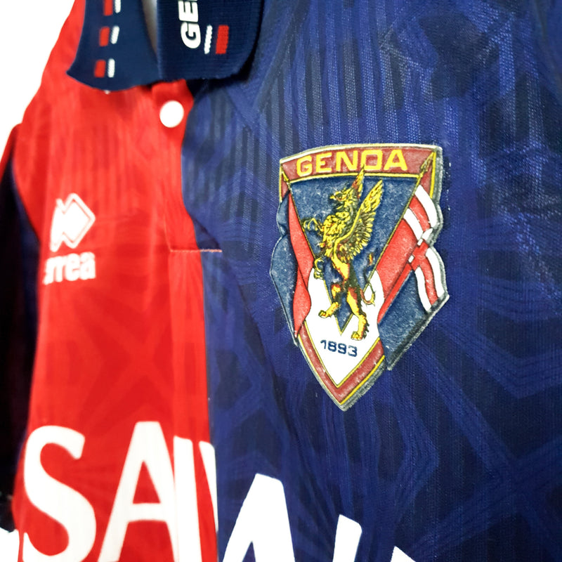 TSPN Calcio - Genoa CFC home football shirt 1992/94