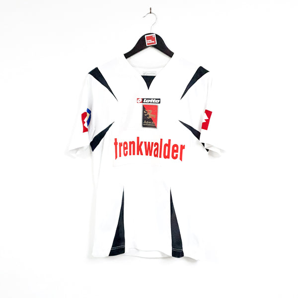 TSPN Calcio - FC Admira Wacker Mödling away football shirt 2006/07