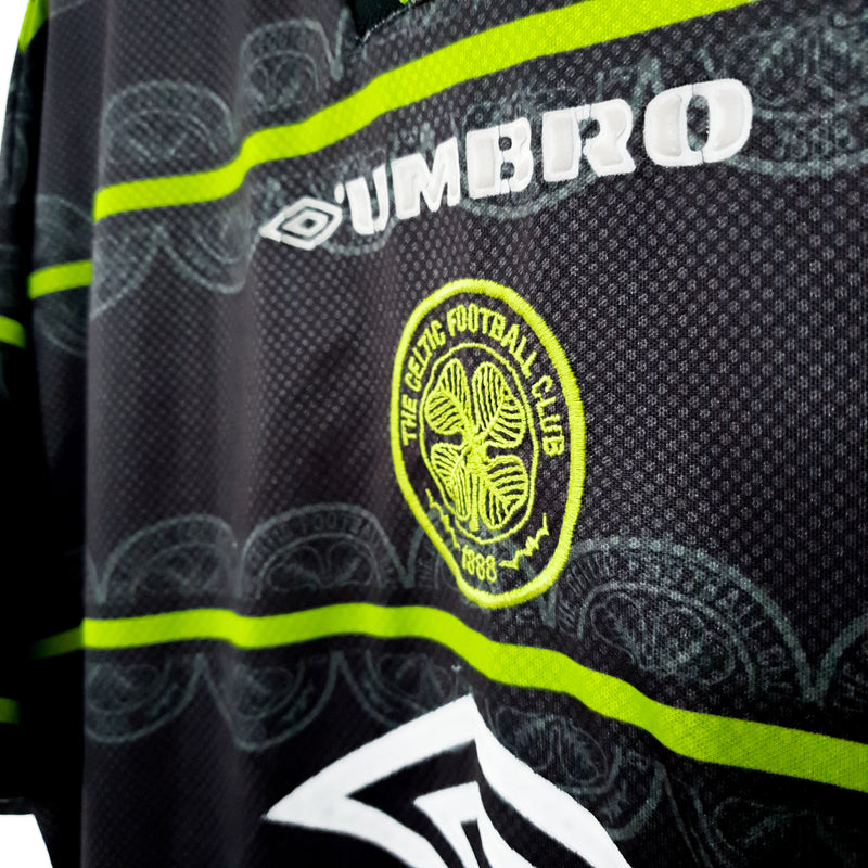 TSPN Calcio - Glasgow Celtic away football shirt 1998/99