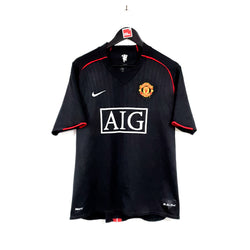 TSPN Calcio - Manchester United away football shirt 2007/08