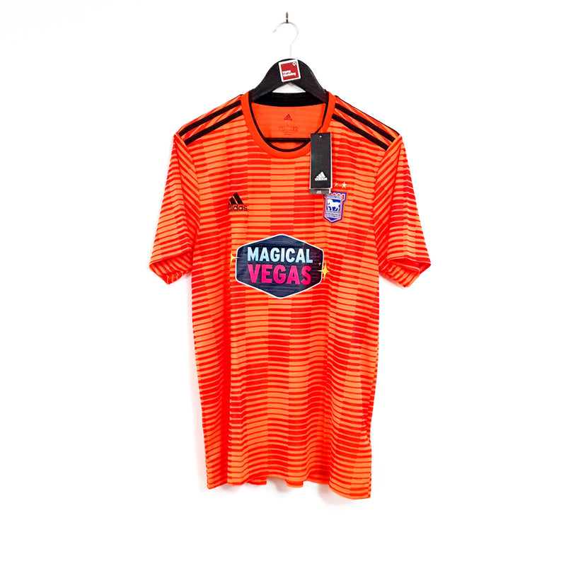 TSPN Calcio - Ipswich Town away football shirt 2018/19