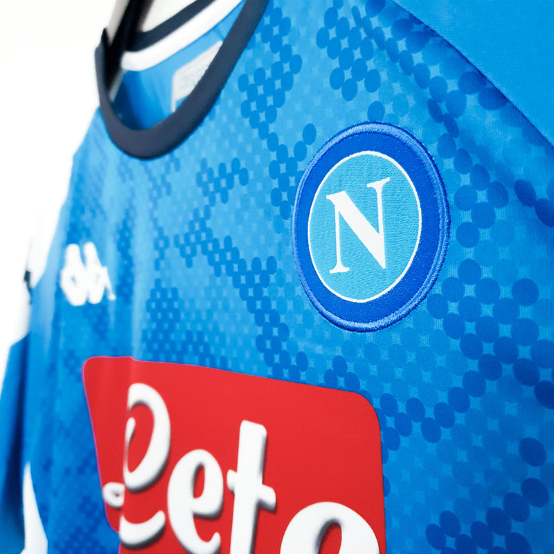 TSPN Calcio - Napoli home football shirt 2019/20