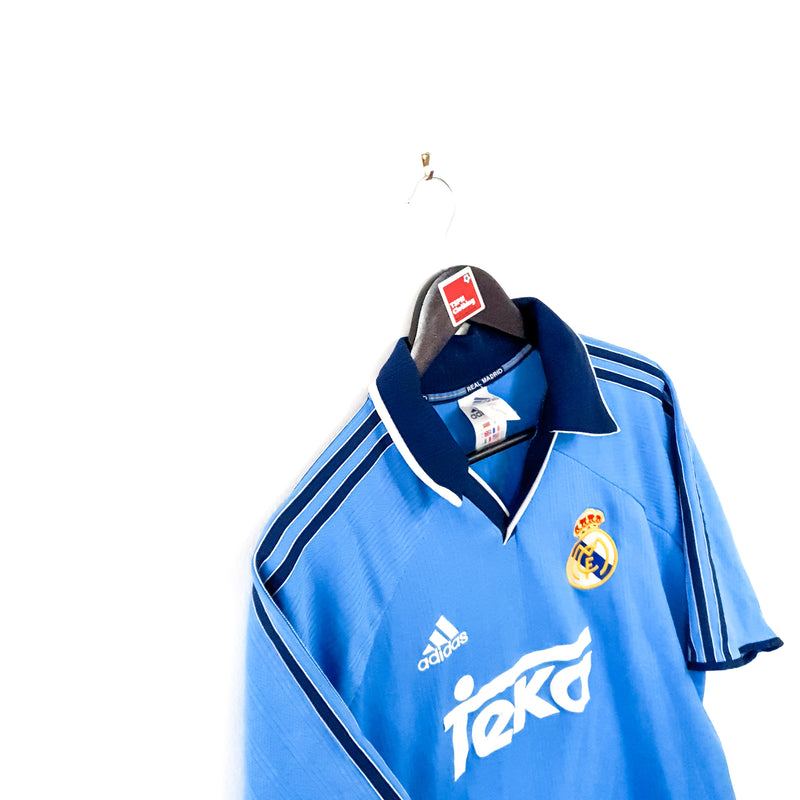 TSPN Calcio - Real Madrid alternate football shirt 1999/01