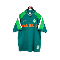 TSPN Calcio - Werder Bremen home football shirt 1997/99