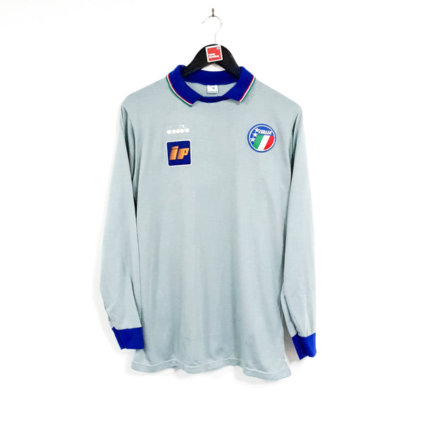 TSPN Calcio - Italy goalkeeper football shirt 1986/90