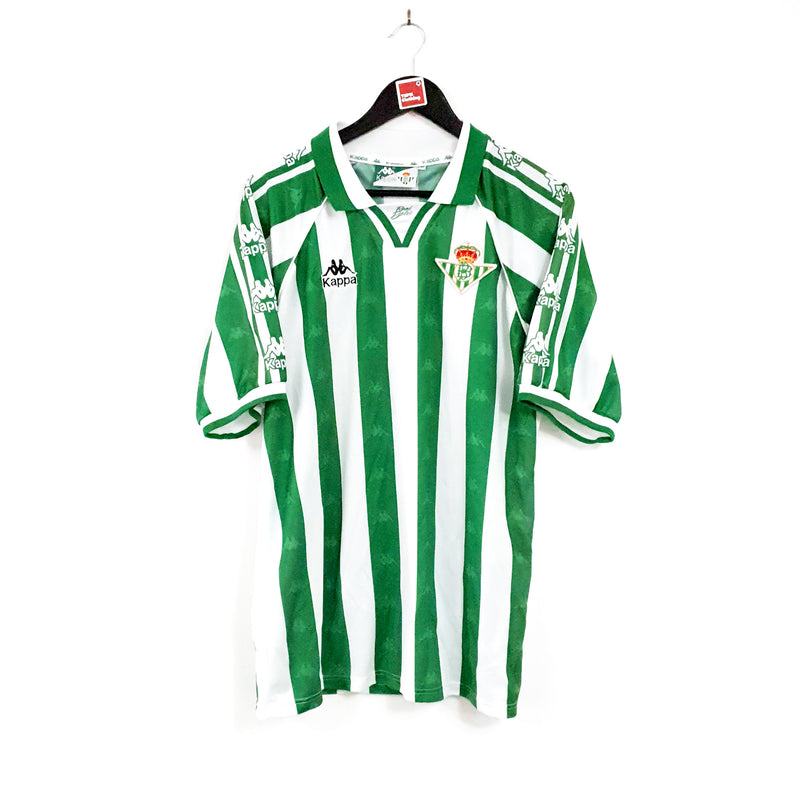 TSPN Calcio - Real Betis home football shirt 1995/97