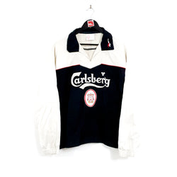 TSPN Calcio - Liverpool training football sweatshirt 1996/97