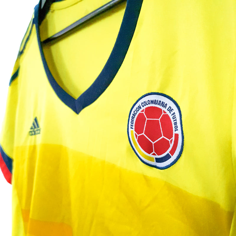 Colombia home womens football shirt 2015/17 - TSPN Calcio