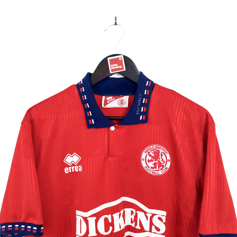 TSPN Calcio - Middlesbrough home football shirt 1994/95