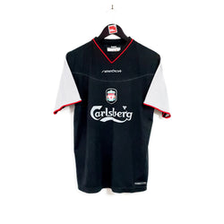 TSPN Calcio - Liverpool away football shirt 2002/04