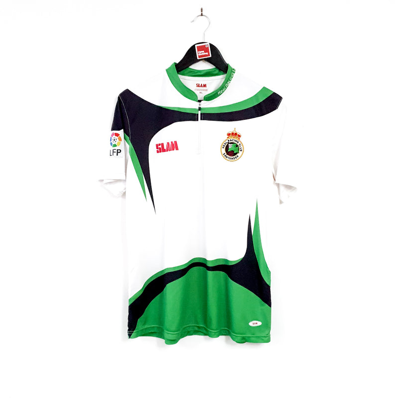 TSPN Calcio - Racing Santander home football shirt 2010/11