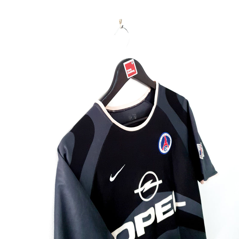 TSPN Calcio - Paris Saint Germain alternate football shirt 2001/02