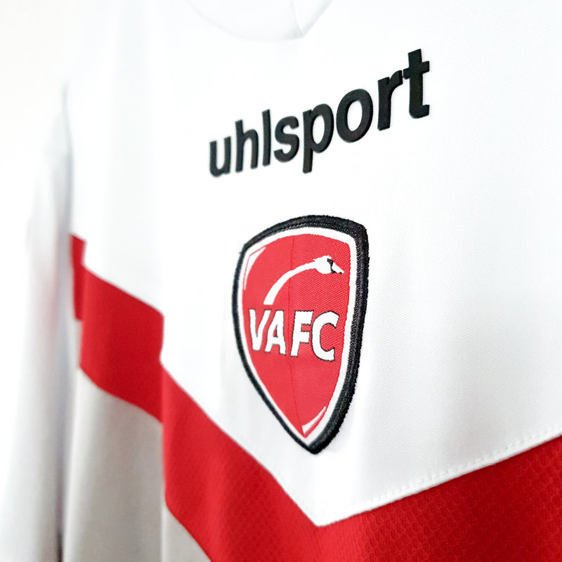TSPN Calcio - Valenciennes away football shirt 2014/15