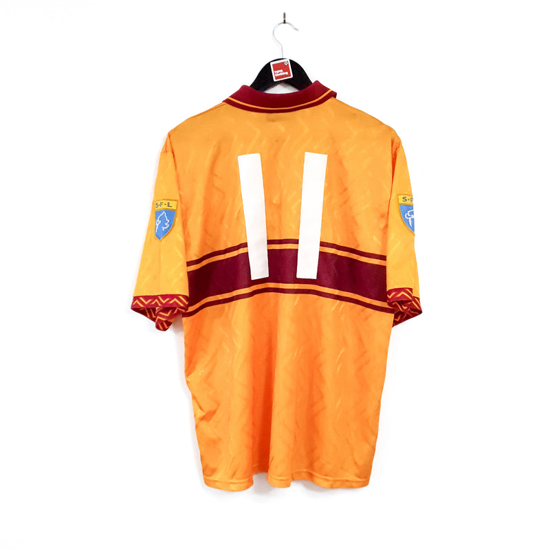 TSPN Calcio - Motherwell home football shirt 1994/96